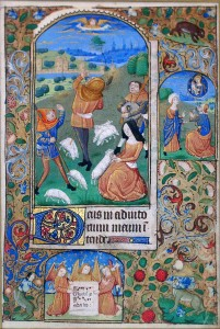 GR213A - French (Rouen) - Book of Hours - ca 1480